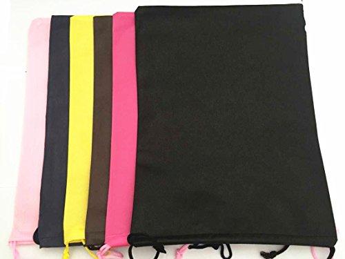 Travel Shoes Bags Non-Woven Big Bag 12*15 Set of 6 (Mix)