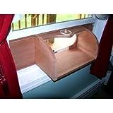 Bread Box Window Feeder