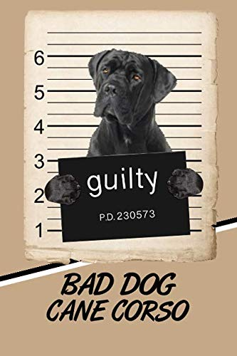 Bad Dog Cane Corso: Beer Tasting Journal Rate and Record Your Favorite Beers Collect Beer Name, Brewer, Origin, Date, Sampled, Rating, Stats ABV IBU ... meter, Note and Flavor wheel 120 pages 6
