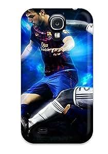 Premium Tpu Widescreen Cesc Fabregas Cover Skin For Galaxy S4