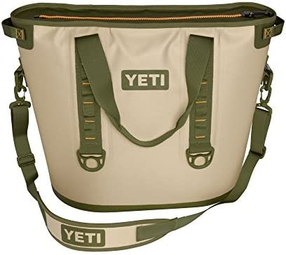 YETI Hopper 40 Portable Cooler Field Tan