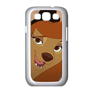 Samsung Galaxy S3 9300 Cell Phone Case White Disney The Fox and the Hound 2 Character Cash W0I1T