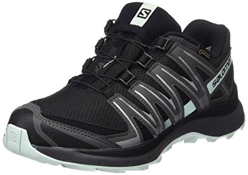 Black black Salomon Aqua Trail Shoes Gtx® Running Aqua magnet Black Lite Women's magnet fair Xa fair 7n1q7rH