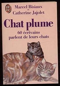 Chat plume par Jajolet