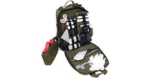 BLACKHAWK! S.T.O.M.P. II Medical Coverage Bag (Jumpable) - Olive Drab