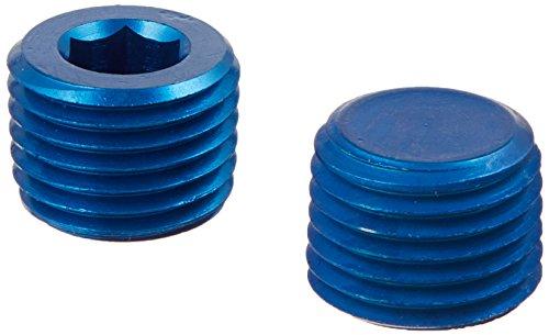Aeroquip FCM3686 Blue Anodized Aluminum 1/4