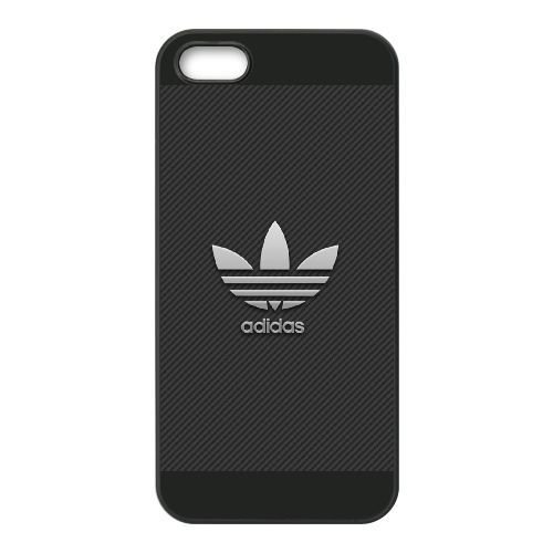 iPhone 5, 5S Phone Case Black Adidas logo QY7035548