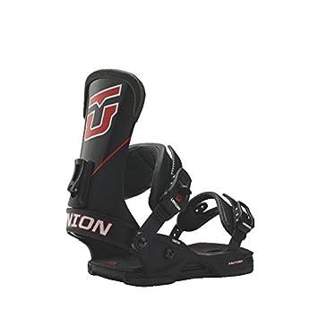 35859e188ed Union Factory Snowboard Bindings Black Sz M L (8-11) Mens by Union  Amazon. co.uk  Sports   Outdoors