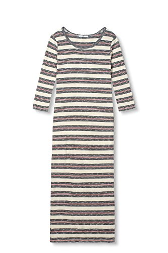 edc by Esprit, Vestido para Mujer Multicolor (Off White)