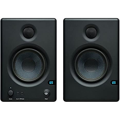 "PreSonus Eris 4.5 High-Definition 2-Way 4.5"" Nearfield Studio Monitors Studio Monitors at amazon"