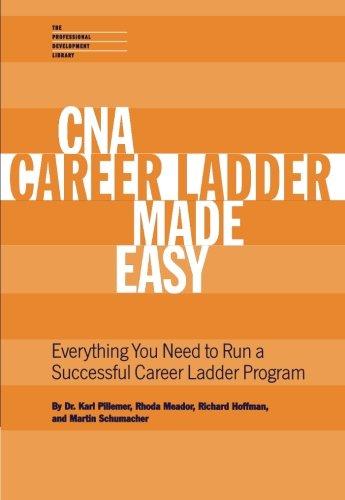 CNA Career Ladder Made Easy