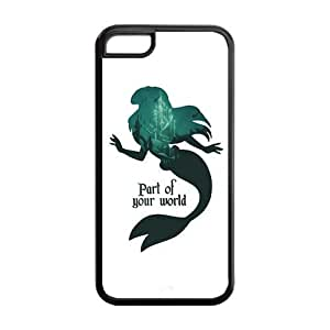 CSKFUThe Little Mermaid Ariel Iphone Cover Case for iphone 6 4.7 inch iphone 6 4.7 inch Phone Cases