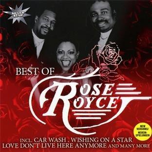 Best of: Rose Royce (The Best Rolls Royce)