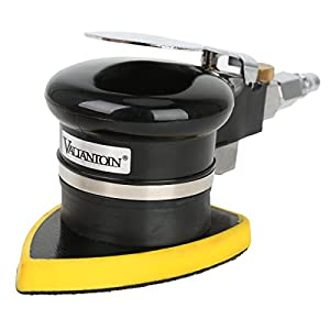 Valianto A514 Triangular Pad Air Geared Orbital Vacuum Sander