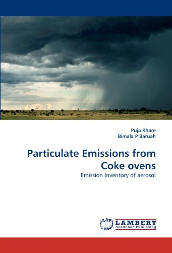 Particulate Emissions from Coke ovens: Emission Inventory of aerosol