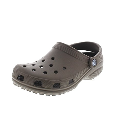 Unisex Marrone Classic Crocs Bambini Zoccoli Kids zqFxwt1