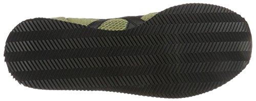Black Homme Curreo Asics II de Chaussures Aloe Gymnastique Rouge Vert UBq1RT