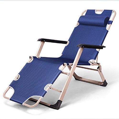 ZLJTYN Zero Gravity Chair Folding Sun Lounger Beach Chair Patio Tumbona Para Mueble Transat Meble Ogrodowe Folding Bed Garden Salon De Jardin Outdoor Furniture Chaise Lounge 2 PACK