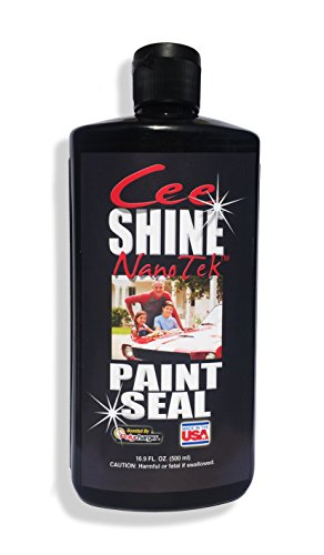 Car Polisher Paint Sealant, No Wax Polish Hand/Auto Buffer Sealer 4 Your Car-Truck-Motorcycle-Your Baby Stays Clean Longer, Like Invisible ClingFilm, CeeShine is SO Easy, Coating Lasts for Months!