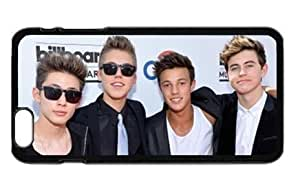 BUTUKU Cameron Dallas, Espinosa, Nash Grier, Reynolds custom Apple iphone 4s Case Cover Hard Protective Plastic Fitted Case inch
