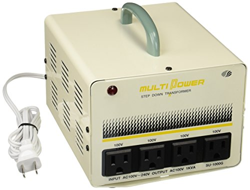 SWALLOW Electric multi transformer (1KVA) SU-1000G