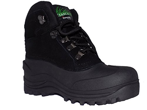 Itasca Icebreaker Womens Black Warm Winter Snow Boots (9, Black) ()