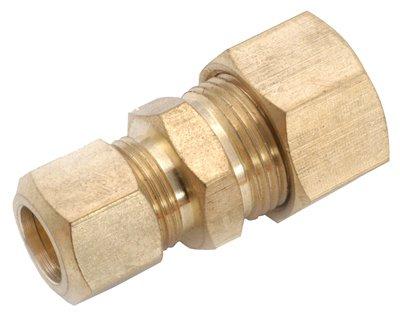 Anderson Metals 710082-0806 1/2x3/8 CMP Union - Quantity 10