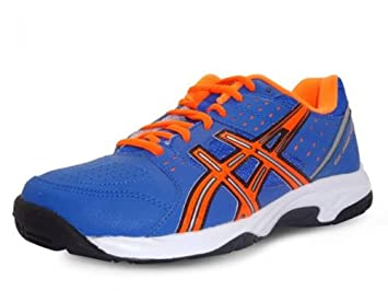 Zapatillas de Padel Asics Padel Pro GS Azul 2014-37: Amazon.es: Deportes y aire libre