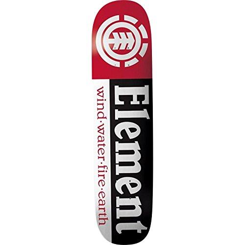 Thriftwood Deck - Element Skateboards Section Skateboard Deck - Thriftwood Construction - 7.75