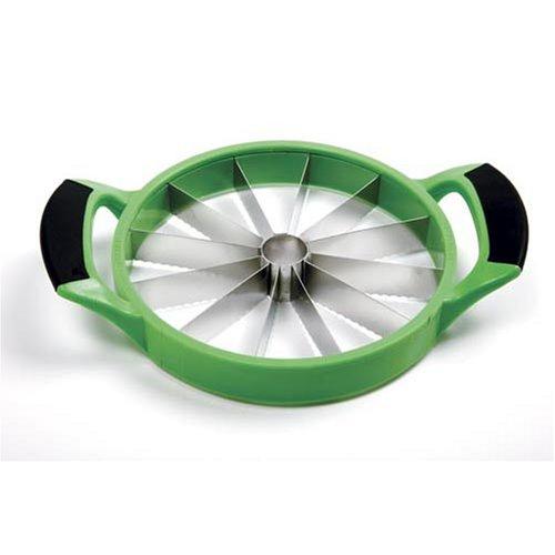 Norpro Grip Melon Cutter Green