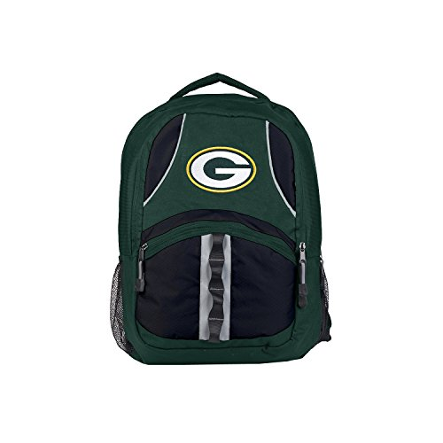 Green Bay Packers Computer - Officially Licensed NFL Green Bay Packers Captain Backpack