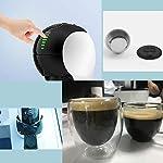 Konesky-Caff-Capsule-Riutilizzabili-Filtro-per-Cialde-di-Caff-Ricaricabile-in-Metallo-in-Acciaio-Inossidabile-con-Cucchiaio-a-Pennello-per-Macchina-da-Caff-Dolce-Gusto-Lumio-Edg-Tazza-capsula