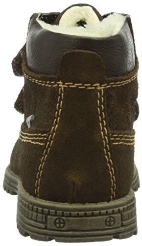 Lurchi Riffian-Tex Baby Jungen Lauflernschuhe Braun (brown 24)