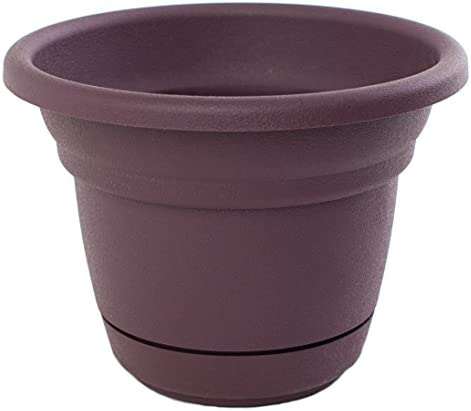 Mkono Modern Planter Small Ceramic Plant Pot with Metal Stand for Succulent Cactus Herb Modern Desk Decoration