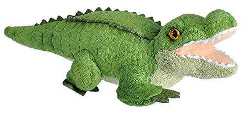 (Wild Republic Wild Calls American Alligator Plush, Stuffed Animal, Plush Toy, Kids Gifts, 10