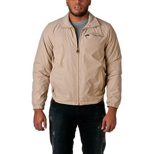 Cinched Zipper Jacket - 4
