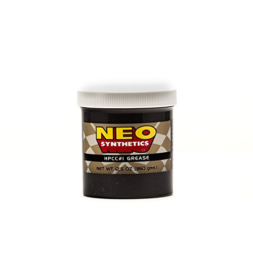 Neo Synthetics HPCC1 High Performance Calcium Complex Grease, 1lb