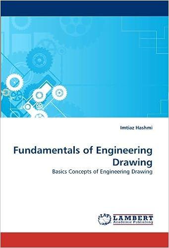 Amazoncom Fundamentals Of Engineering Drawing Basics Concepts Of
