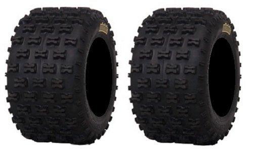 Pair Holeshot MXR6 Tires 18x10 9