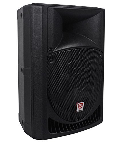 Rockville RPG8 8'' Powered Active 400 Watt 2-Way DJ PA Speaker System