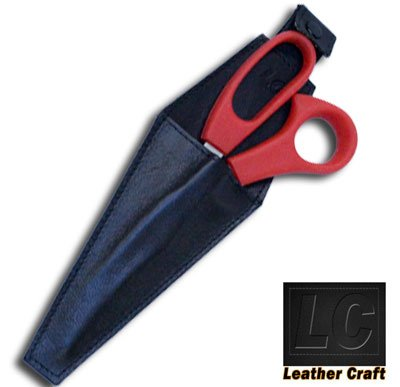 Scissor Holder - Leather Leather ()