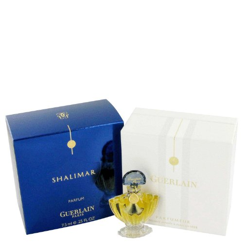 Shalimar By GUERLAIN FOR WOMEN 0.25 oz Pure Perfume