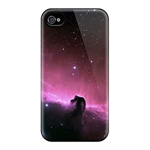 For Iphone 6 Premium Cases Covers Nebula Horse Protective Cases