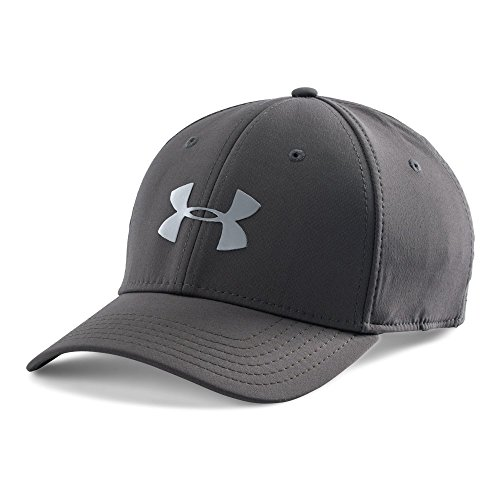 - Under Armour Men's Headline Stretch Fit Cap, Charcoal (019)/Steel, Large/X-Large