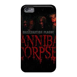 First-class Case Cover For Iphone 6 Dual Protection Cover Morbid Angel Band