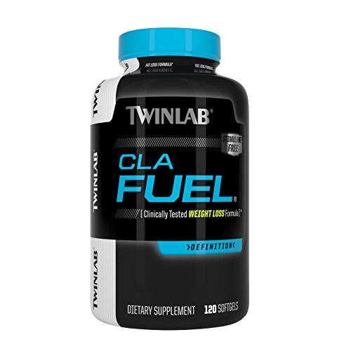 Twinlab CLA Fuel Supplement, 120 Count