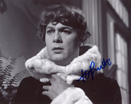 TONY CURTIS - Some Like It Hot AUTOGRAPH Signed 8x10 Photo