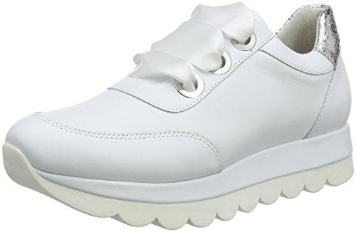 CafèNoir Kdb131, Sneaker a Collo Alto Donna bianco
