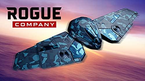 Rogue Company: Atlantic Ocean Camo Wingsuit