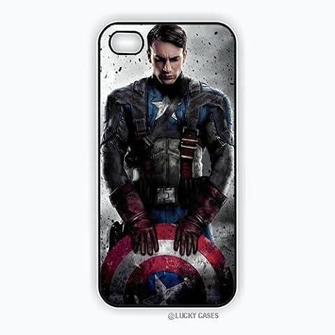 Iphone 5c Case - Captain America (Disney Cell Phone Cases Iphone 5c)